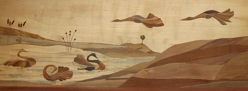 Nicola Della Rocca , Artista del legno, su Vasto Gallery