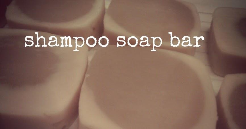 Smallthingsbynona Shampoo Soap Bar A Recipe