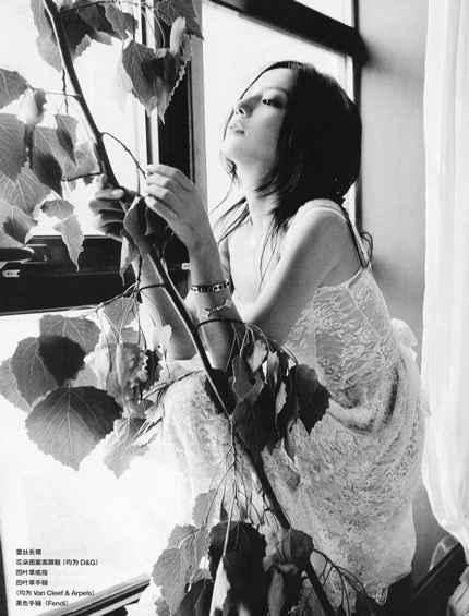 Chinese Actress Vicki Zhao wallpaper