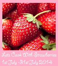 Lets Cook with Strawberries