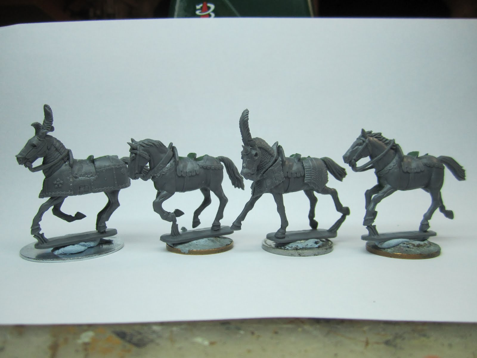 Perry Miniatures Plastic Late Medieval Mounted Men at Arms - Forum ...