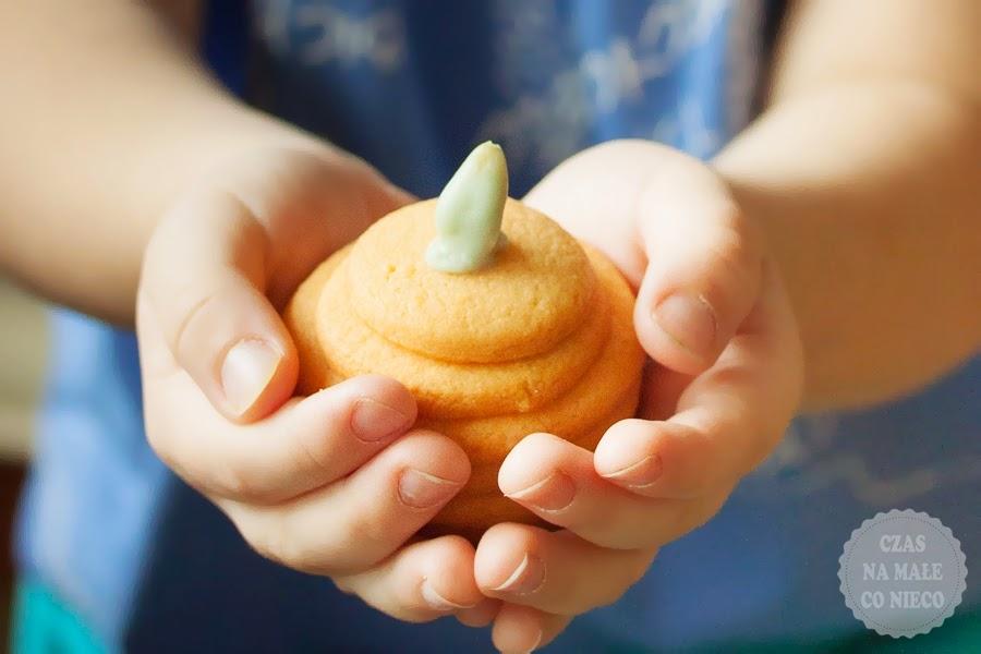 ciasteczka dla dzieci halloween