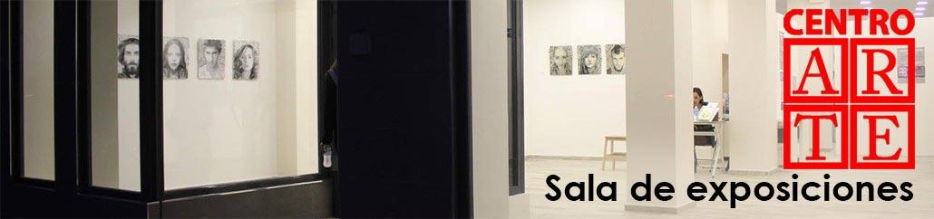 Sala de exposiciones Centroarte
