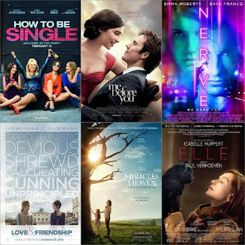 Recuento de películas 2016