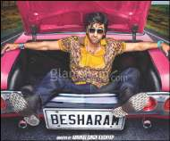 Besharam-2013 Hindi movie