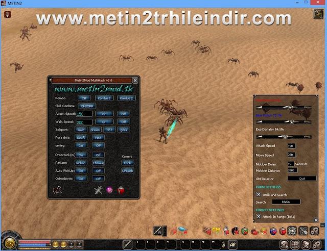 Metin2 TR EXP Kasma Botu 2013