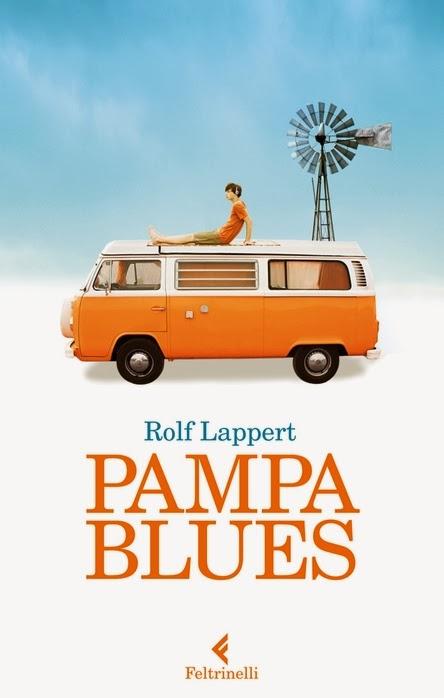 Pampa blues - edizioni Feltrinelli