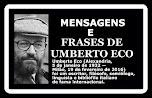 Umberto Eco-Mensagens e Frases