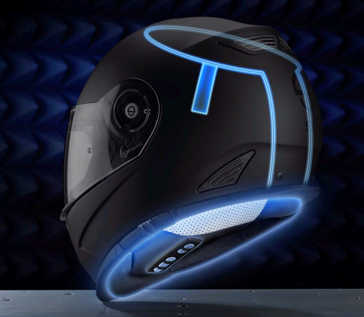 schuberth s2 src system bluetooth helmet way2speed performance. Black Bedroom Furniture Sets. Home Design Ideas