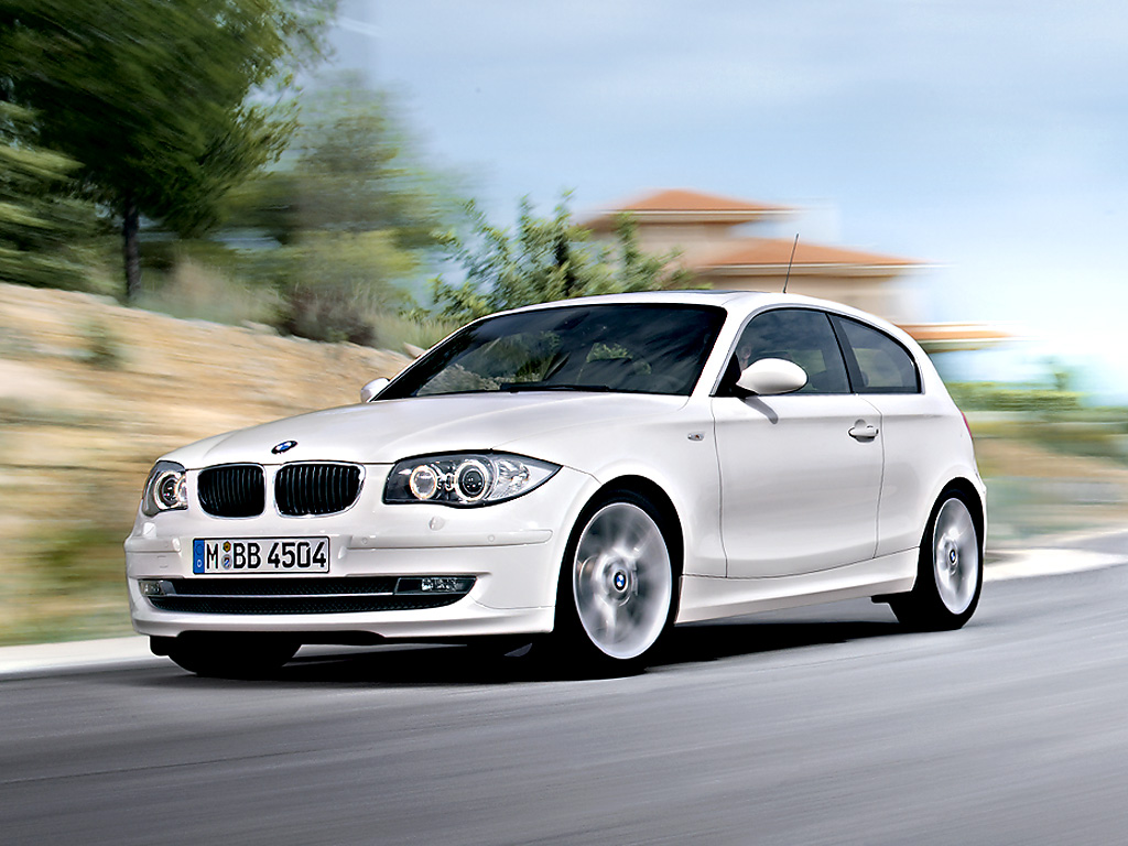 The BMW 1 Series (Three - Door) Wallpapers For PC ~ BMW Automobiles