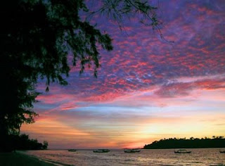 Hawaii Beach Sihanoukville - Cambodia