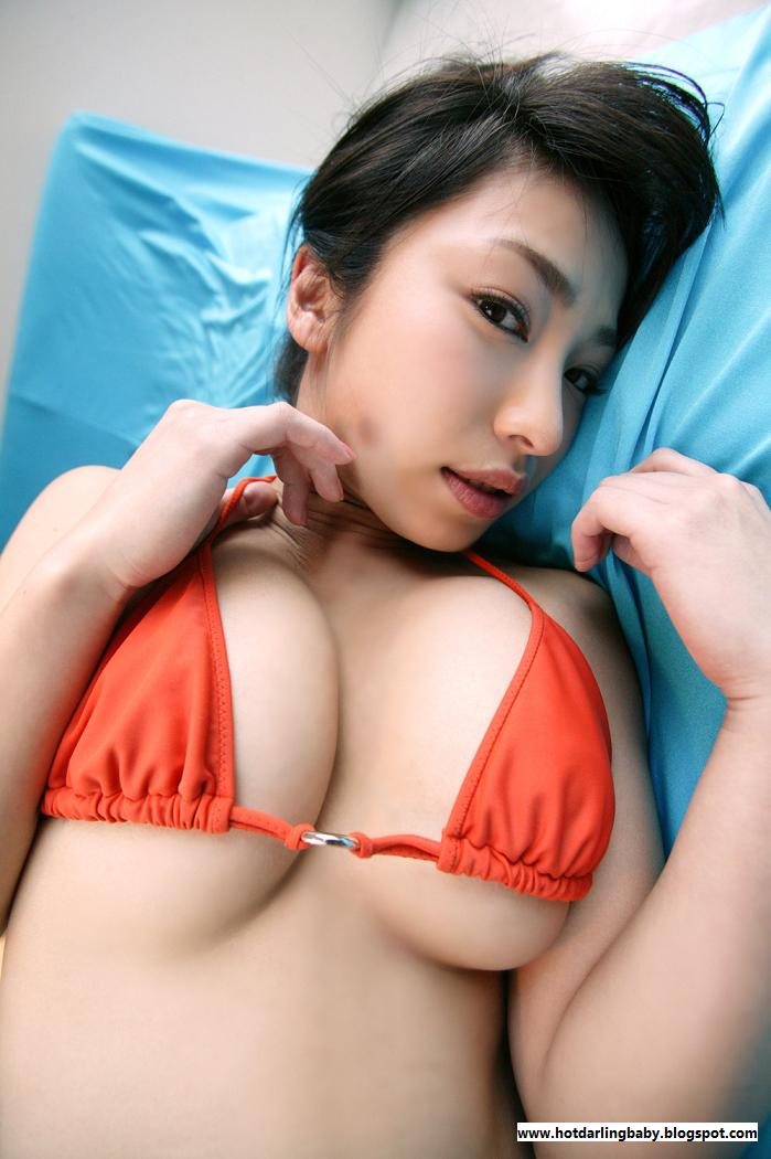 idol full clips Busty gravure