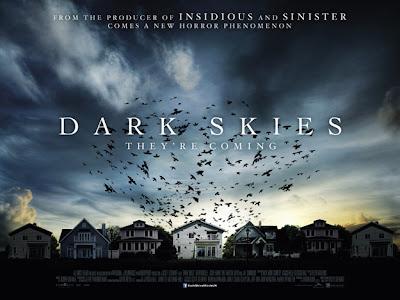 Dark Skies Banner Poster