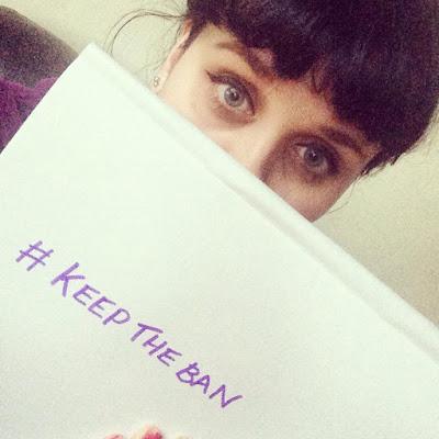 #keeptheban