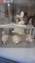 Mis trabajos en la tienda KA Internacional de Zarautz