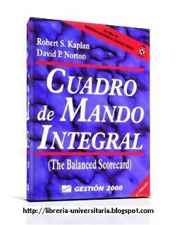 Cuadro de Mando Integral   2da Edición   Robert S. Kaplan & David P. Norton