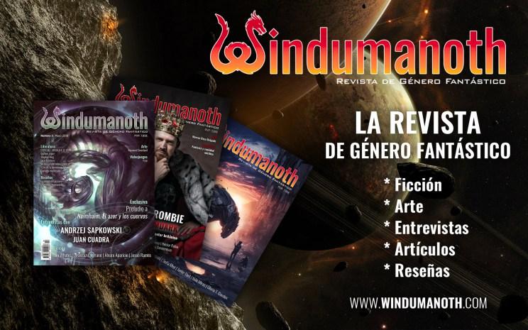 Windumanoth. Revista de género fantástico