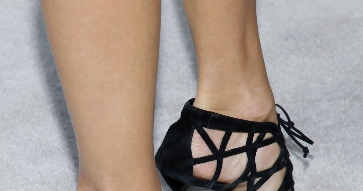 celebrity feet close up stacy keibler feet
