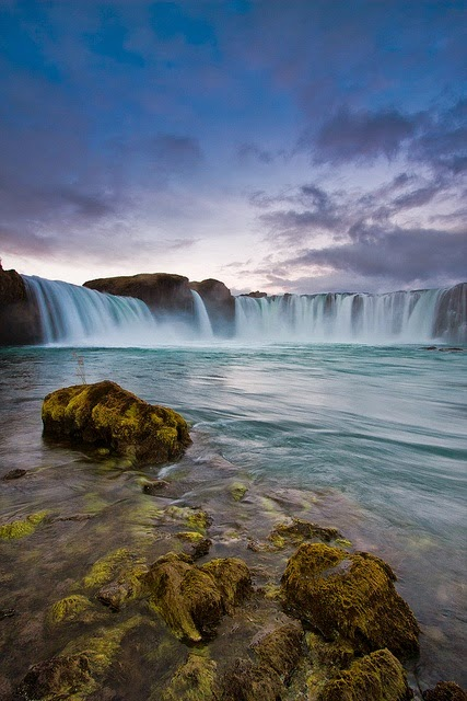 Godafoss Waterfall,iceland