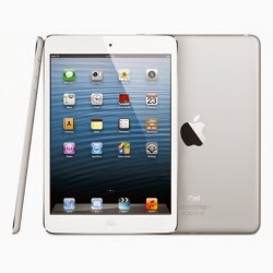 Harga Apple Ipad Mini II 128GB With Retina Display 4G Cellular Rp. 11,200,000