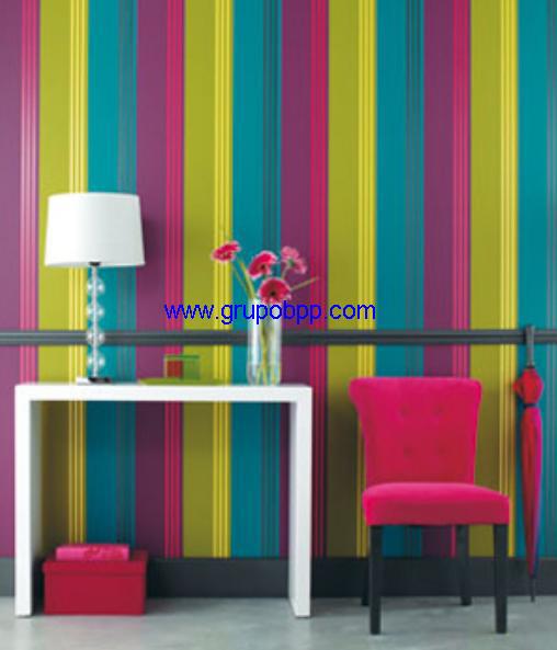 Boutique papel pintado for Boutique papel pintado