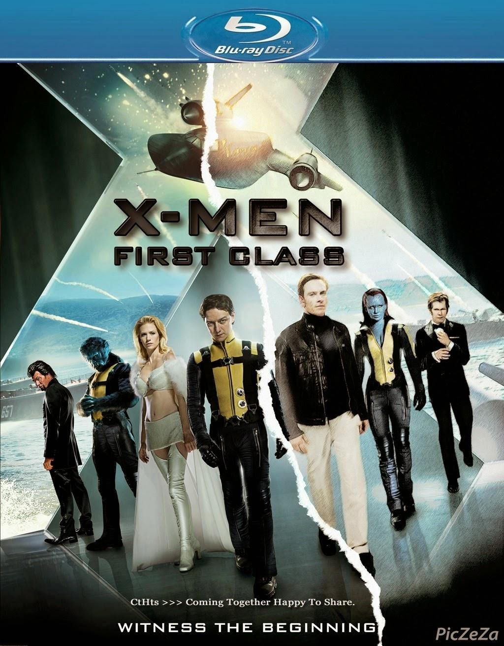 X-Men : First Class 2011 เอ็กซ์เมน รุ่น 1
