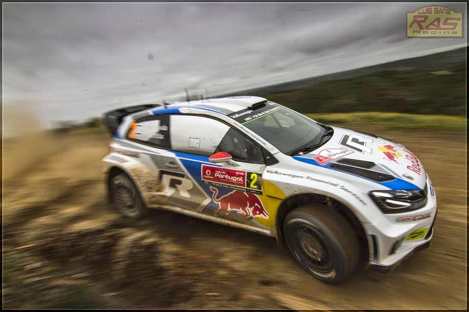 WRC Vodafone Rallye Portugal 2014