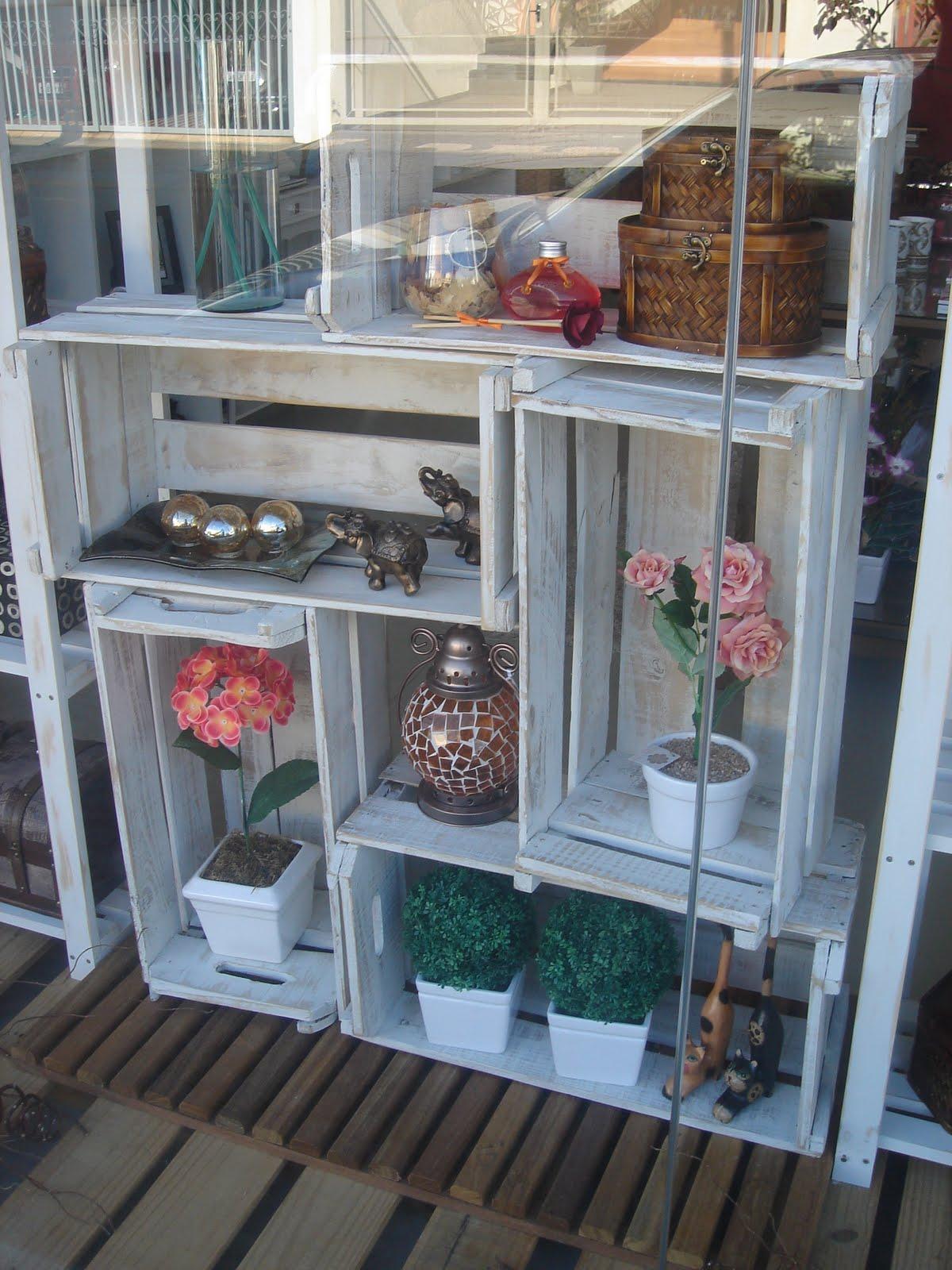 Arquiteta Thati Struckel: Reciclar e decorar caixotes de feira #496682 1200x1600