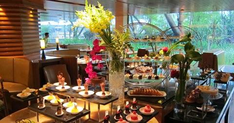 Mandarin Oriental Corner Double Queen Hotel Room Atlanta Floor Plan