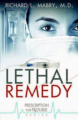 Lethal Remedy book cover