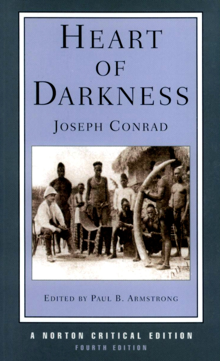 an analysis of the mystery in joseph conrads novella the heart of darkness Joseph conrad, heart of darkness  marlow starts telling a story about his trip into the heart of darkness, and that story takes the rest  thematic analysis.