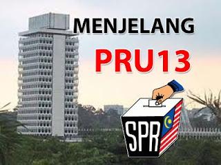 malaysia, Pilihanraya Umum, PRU13, santai, Santai iskandarX,