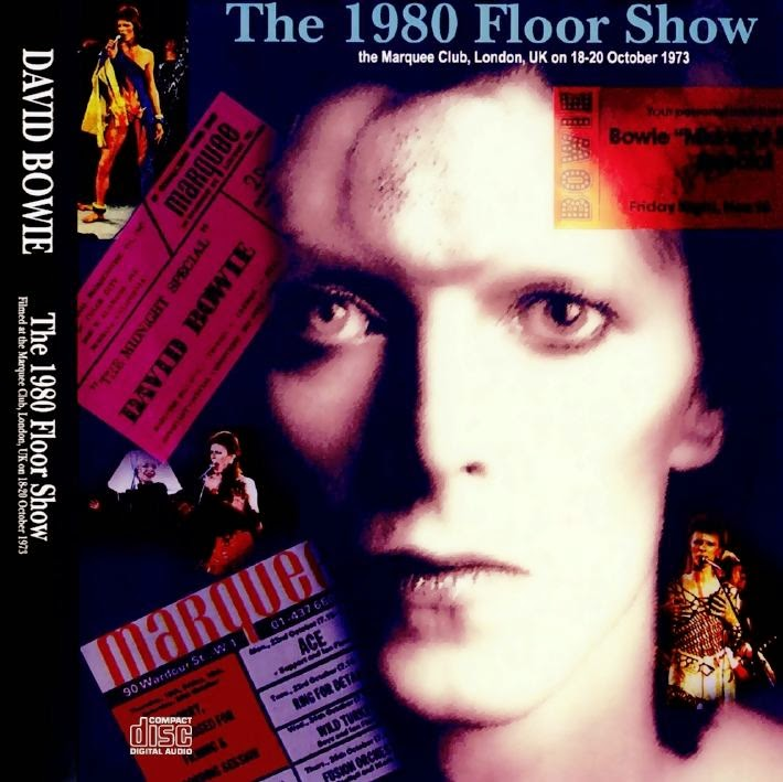 bootleg addiction david bowie the 1980 floor show