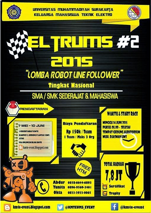 Lomba Line Follower