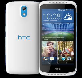 Harga HTC Desire 526 Terbaru, Spesifikasi Kamera 8MP