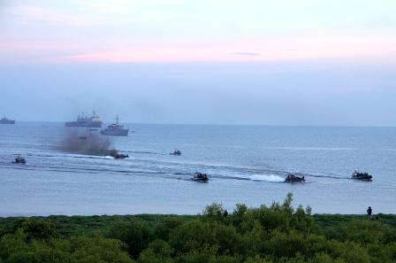 Angkatan Laut dari 18 Negara Bakal Latihan Bersama di Batam