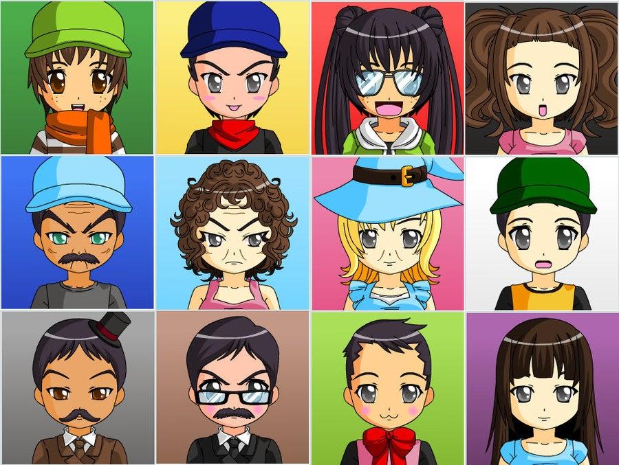 すべての講義 saikoro : El Chavo del Ocho en Anime Face Makerby SAIKORO93OTAKU