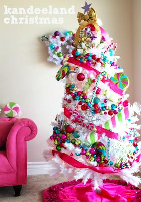 5 ide dekorasi pohon natal unik - tondanoweb