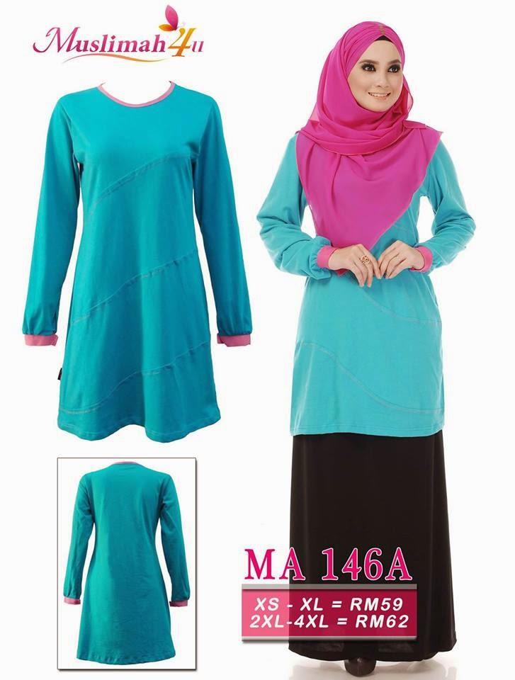 T-shirt-Muslimah4u-MA146A