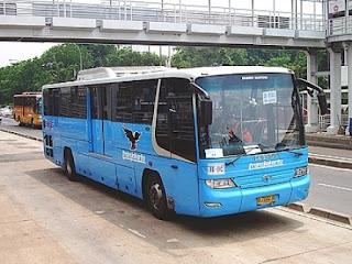 Jalur Busway Transjakarta