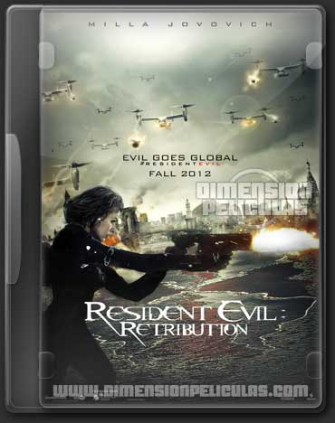 Resident Evil Retribution (TS Dual Inglés / Español Latino) (2012)