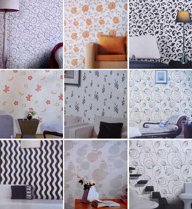 Wallpaper Bedroom Roll