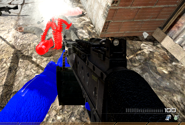 11cgolc.jpg Call of Duty Hile TriggerBot Color Aimbot 1.2 indir