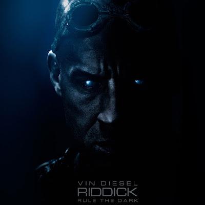 Riddick iPad Wallpaper