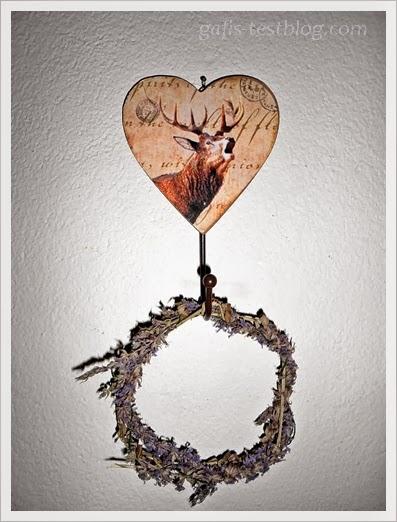 Aufhänger-Herz