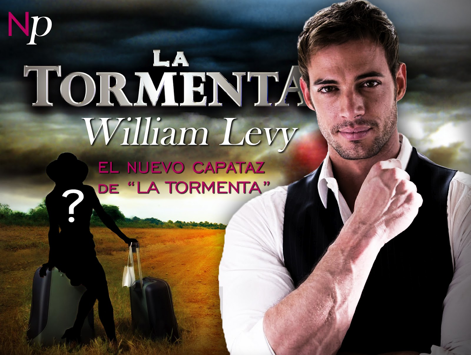 La Tormenta Telenovela William Levy