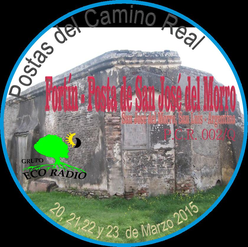 PIN  Fortín Posta  San José del Morro