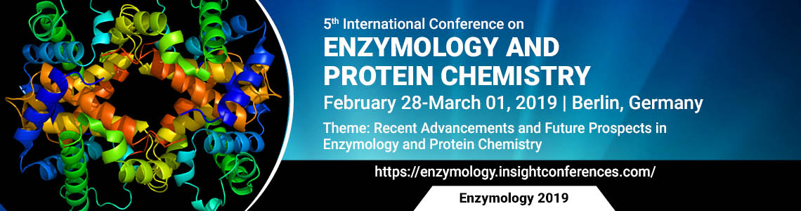 5<sup>th</sup> International Conference on Enzymology and Molecular Biology