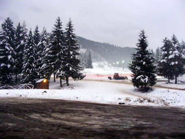 Partia de schi Covasna