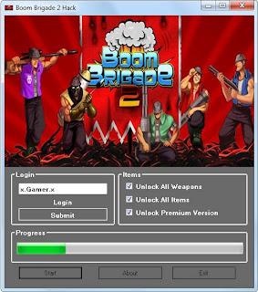 Boom Brigade 2 hack